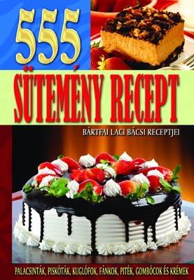 555 sütemény